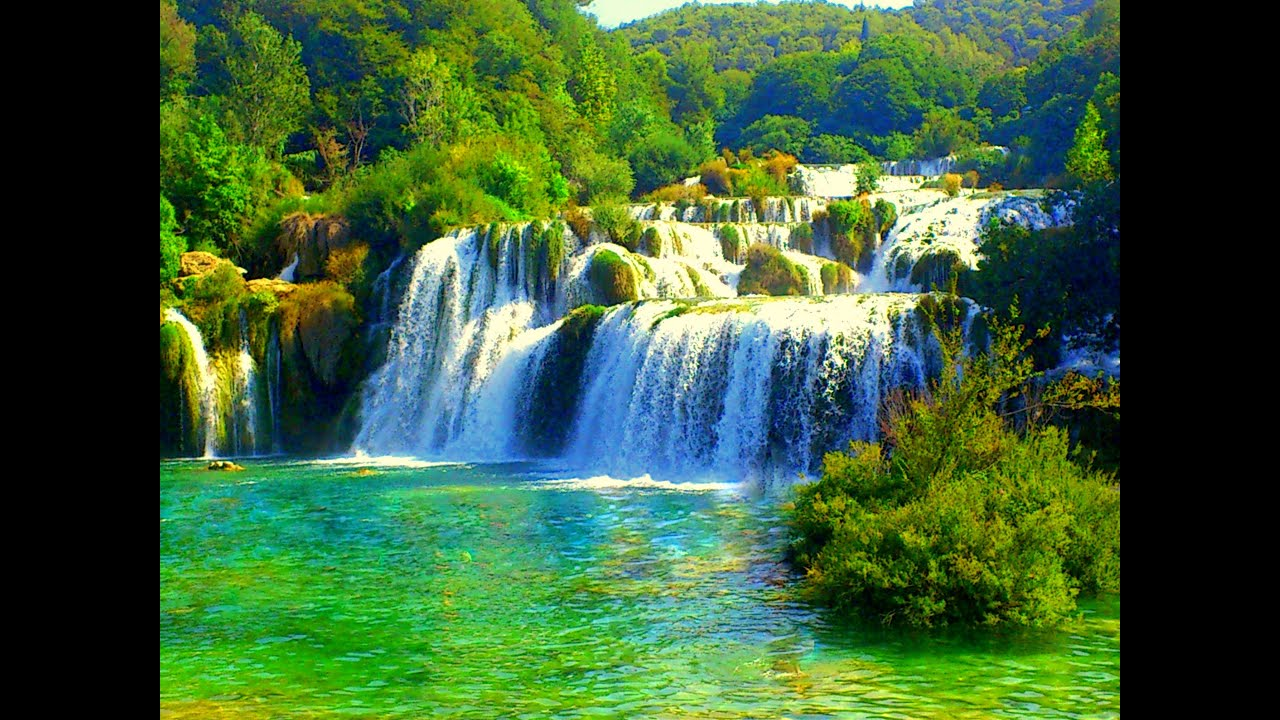 Croatia! Driving Along The Most Beautiful Coast!! - YouTube
