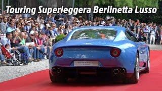 Touring Superleggera Berlinetta Lusso - Full HD