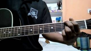 Main Rahoon Ya Na Rahoon - Easy Guitar Chords Lesson