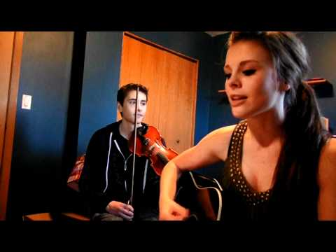 Our song - Taylor Swift/ Cover by Nikki Allen & Michael Audette