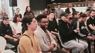 Groupe étudiant: Regroupement Entrepreneurial Étudiant de l'UQAM