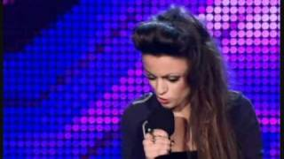 X FACTOR 2010  CHER LLOYD SINGS VIVA LA VIDA - COLDPLAY AT BOOT CAMP (HQ)