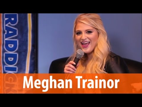 Meghan Trainor Backstage Interview