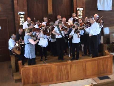 Cape Breton Fiddlers   June 20 2015   Port Hastings NS   Memories of Father Charles MacDonald