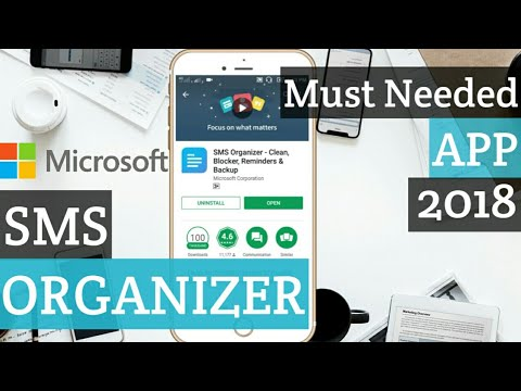 Get relief from WASTE  messages  with SMS Organizer