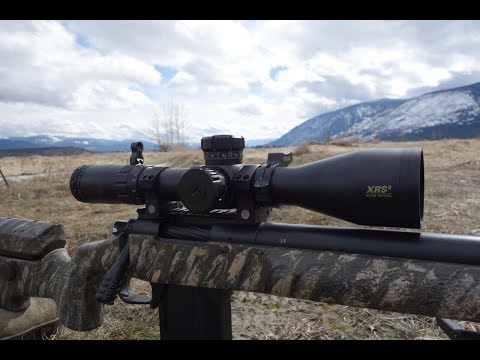 Bushnell Elite Tactical XRS II Riflescope: Initial Review & Tracking Test