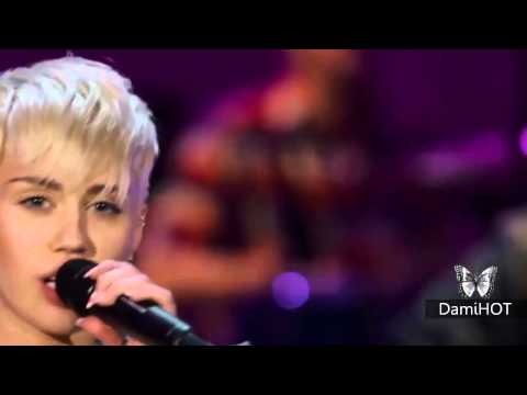 Miley Cyrus - Adore You live (Unplugged)