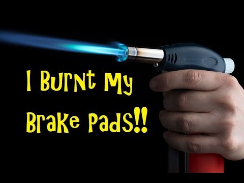 Oil on your Brake Pads??   Fixed!!