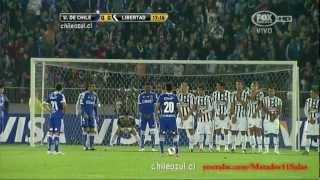 Video U de Chile 1 (5) - (3) 1 Libertad HD Copa Libertadores 2012 Relatos Trovador del Gol download MP3, 3GP, MP4, WEBM, AVI, FLV Oktober 2018