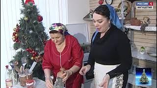 Даар.  Овощной салат 27 декабря 2018 год