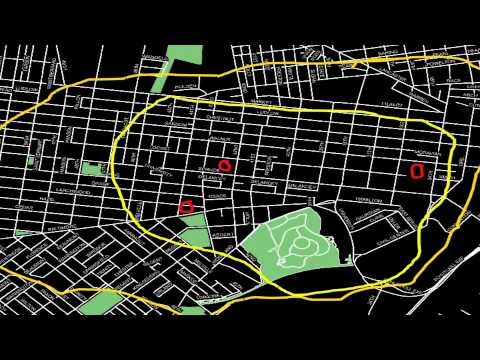 Mapping experiences and access to opportunity in cities: Amy Hillier at TEDxPhilly