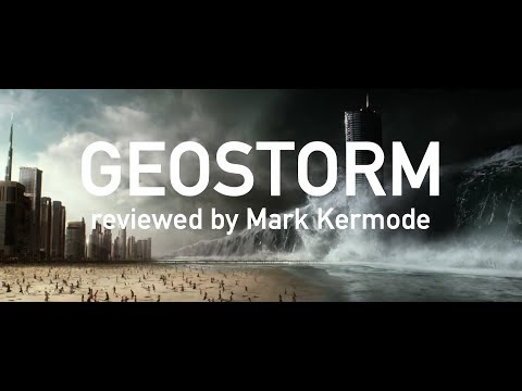 Geostorm is a bad movie: EW re geostorm