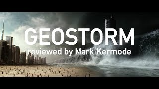 Geostorm reviewed by Mark Kermode