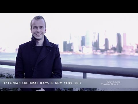 Estonian Cultural Days in New York 2017 - First Performers
