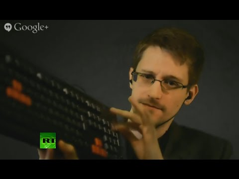 Snowden on CIA torture report: US commited inexcusable crimes (FULL VIDEOLINK)