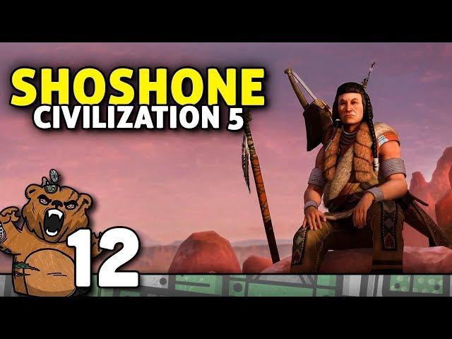 Lá e de volta outra vez | Civilization V #12 - Gameplay Português PT-BR