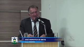 Arimateia Pronunciamento 24 01 2019