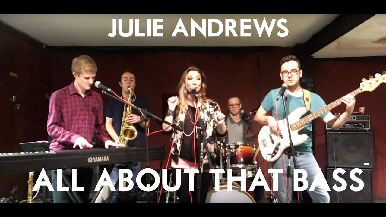 Julie Andrews vs. All About That Bass | Jess Robinson