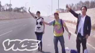 Hitchhiking Across China: Thumbs Up Season 3 (Part 1/5)