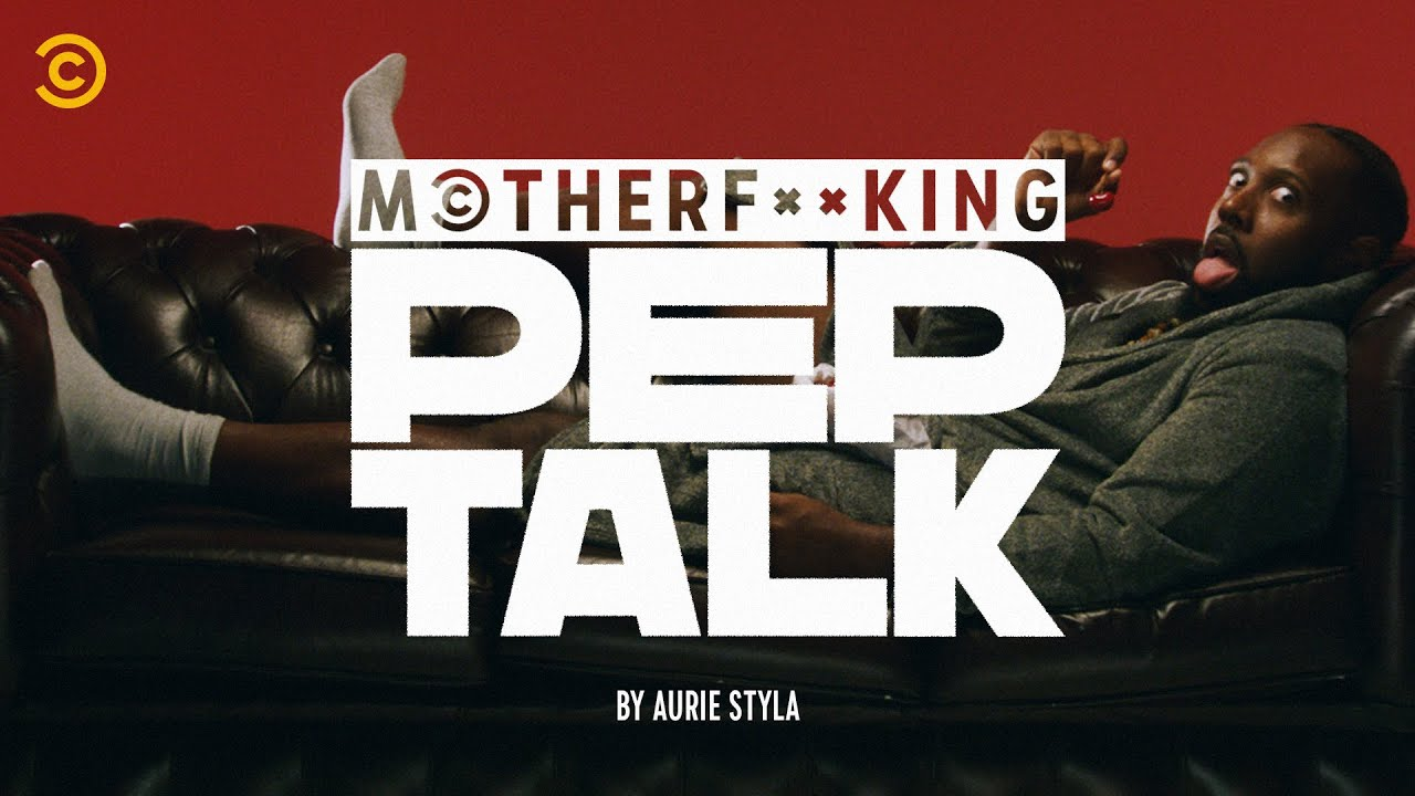'Be A Serial Skiller' With Aurie Styla   Pep Talk