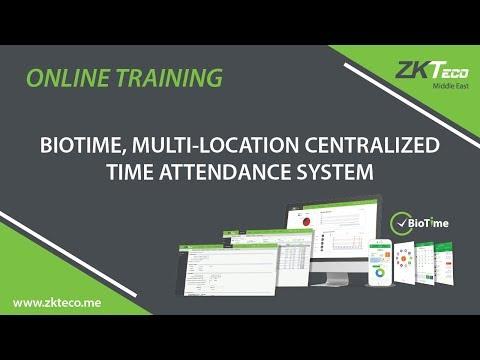 Webinar: BioTime 7.0 Software Introduction