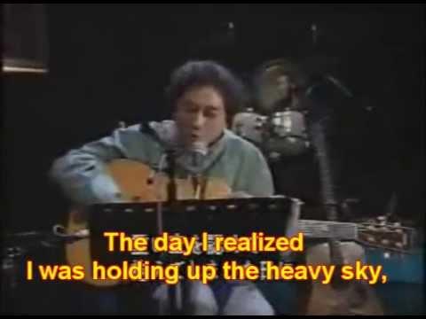 Kazuki Tomokawa - Nothing left but the End of this World (+ english subtitles)