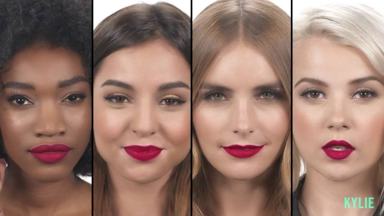Best Lip Kit Shades For Your Skin Tone