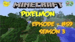 Minecraft: Pixelmon - Эпизод 59 - Прокачиваем Покемонов (Pokemon Mod)