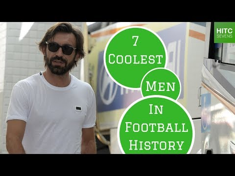 7 Coolest Footballers of All Time