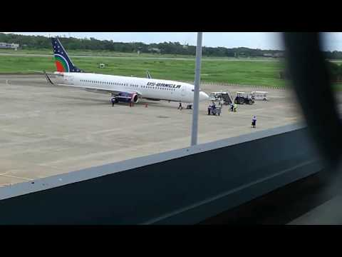 US bangla airlines Chittagong international Airport | CGP