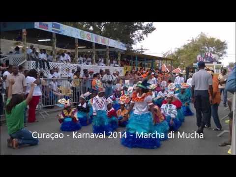Curaçao - Karnaval 2014 - Marcha di Mucha