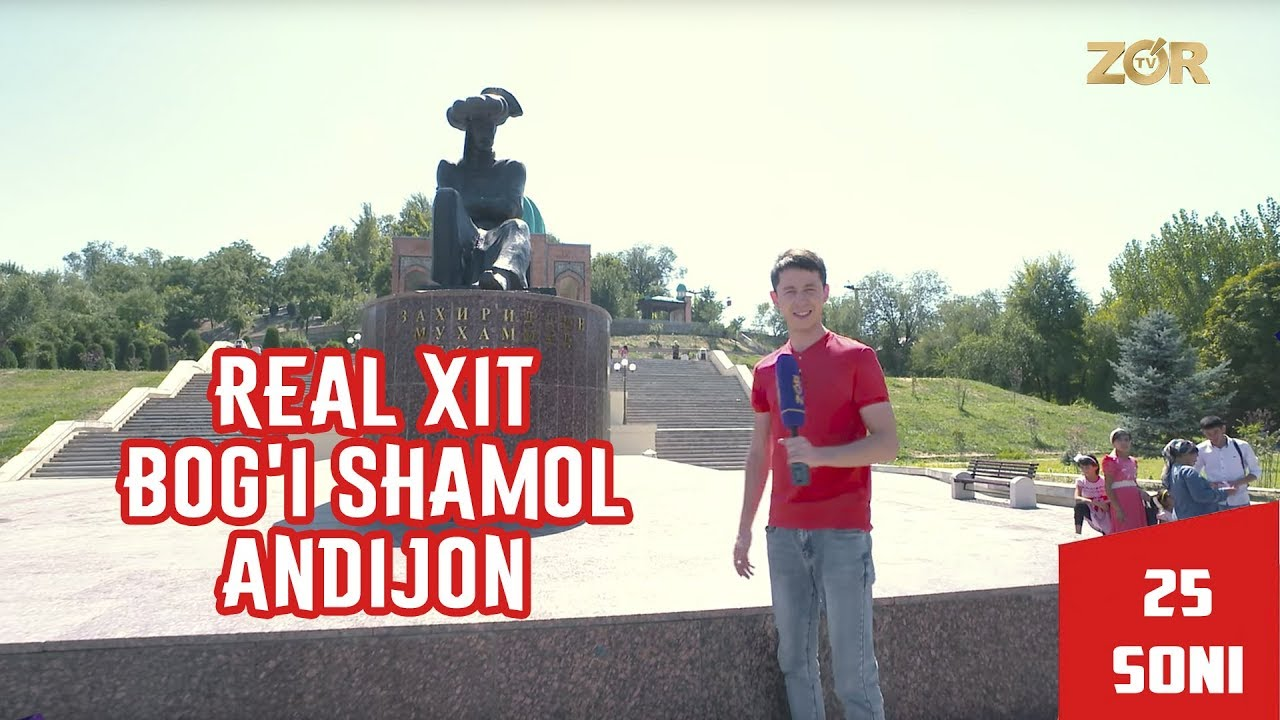 Real Xit -  Bog'i shamol (Andijon)