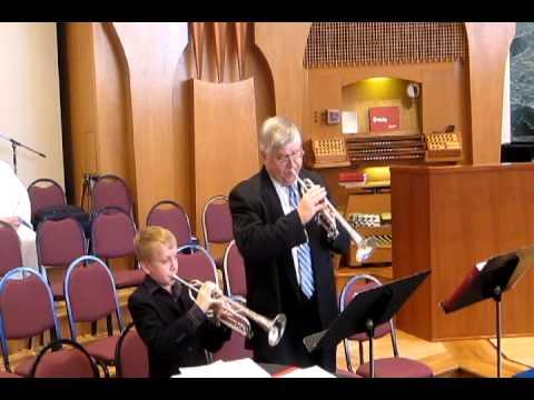 GEOFF GALLANTE, Diademata-duet with Steve Hendrickson, Principal Trumpet National Symphony Orchestra