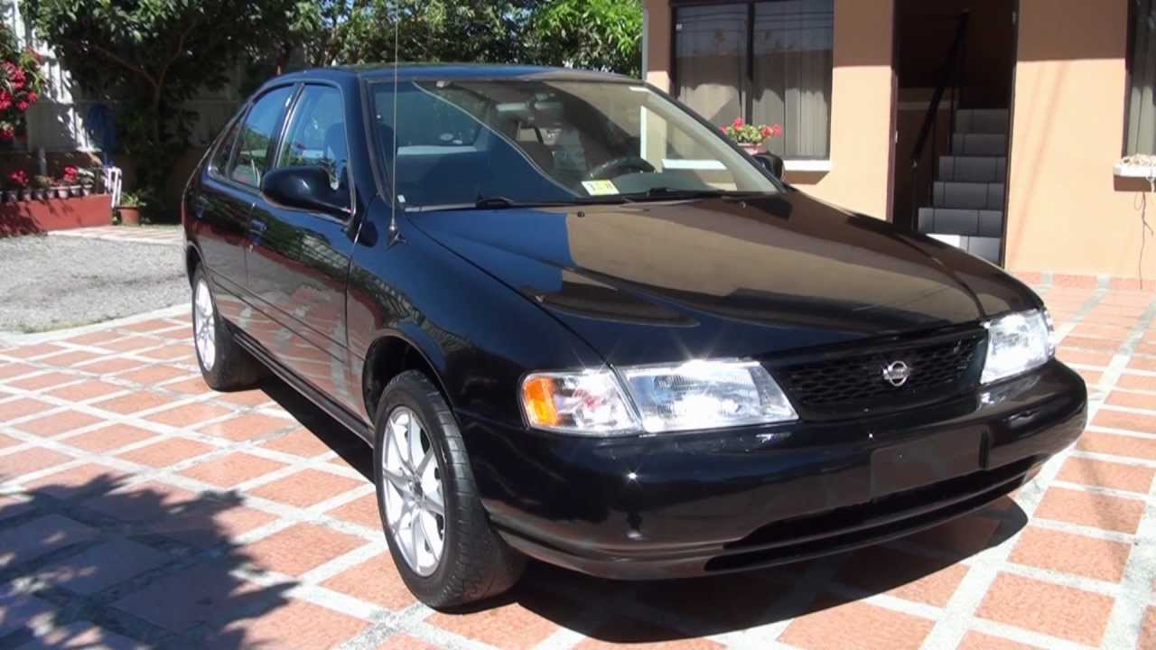 Nissan Sentra B14 1998 manual 5ta Version USA Full extras Aros
