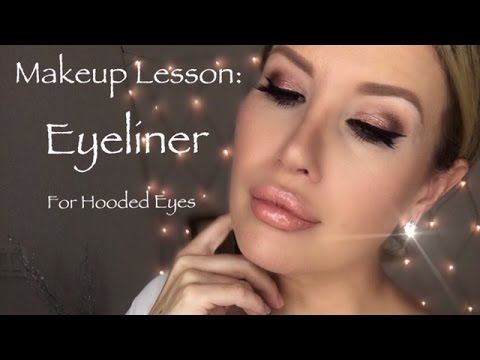 How To Do Eyeliner On Hooded Eyes Easy Tutorial Tips And Tricks