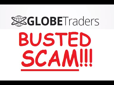 Globe Traders Software REVIEW - BUSTED SCAM TRAP WARNING!