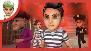 Kids with Police Cars. Police cartoon movie. Sergeant cooper the Police. Police Car kids games.