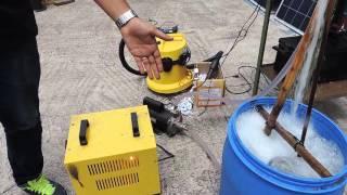 Ligando vários equipamentos 110V e 220V com baterias automotivas