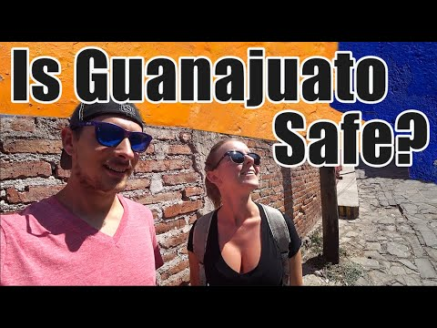 #76. Is Guanajuato Safe? Tips For Traveling to Mexico