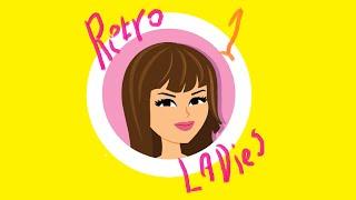 RETRO LADIES: DILDO ATTACK CARTOON | KIDZONECHANNEL