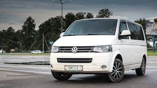 Тестдрайвы: Minivan-S/Van-S