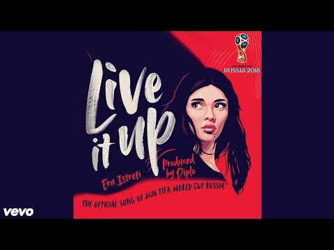 Era Istrefi - Live It Up (Solo Version) (Official Song 2018 FIFA World Cup Russia)