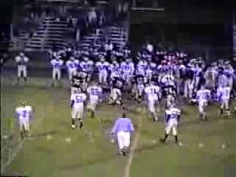 Freehold Borough Colonials HS Football Team Highlights 1999 Conference Champions