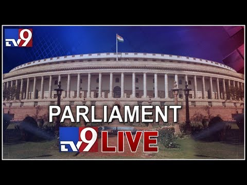 Parliament Session LIVE || Delhi - TV9