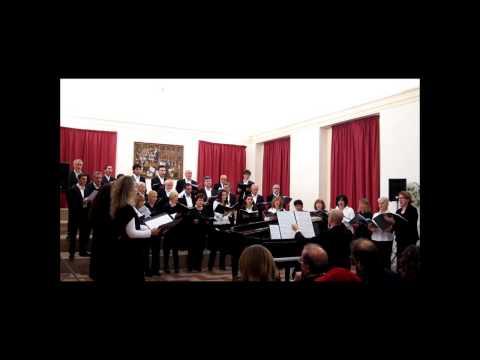 """Santa Cecilia 2012 - Coro Polifonico """"Città di Subiaco"""""""