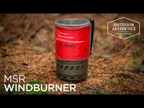 Test & Review: MSR WIndBurner - Stove System with Reactor technology
