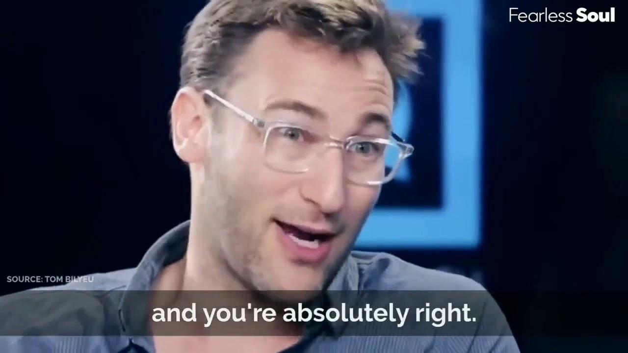 Simon sinek controversy