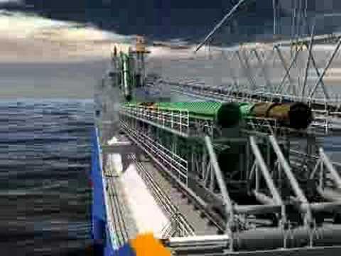 Flexible fallpipe vessel Nordnes
