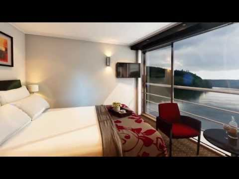 Avalon Waterways Suite Ships River Cruising Video | Step Inside