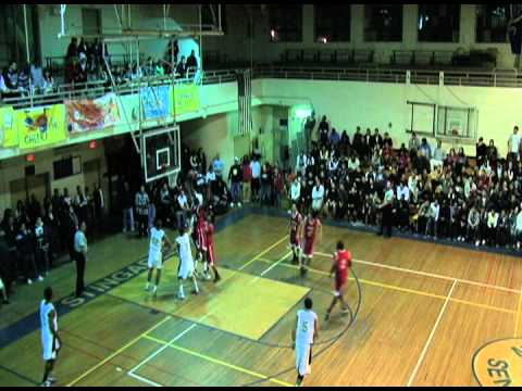 Jeffrey Thomas Basketball Highlight